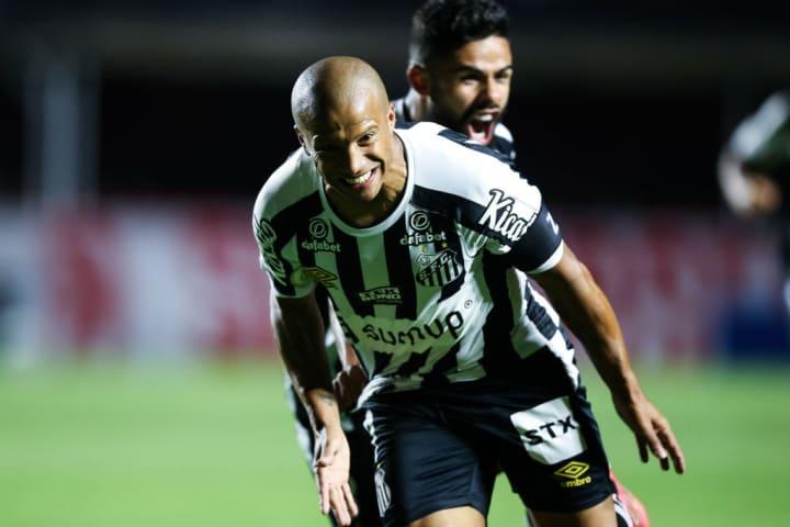Carlos Sánchez Santos Seleção Rodada Campeonato Brasileiro