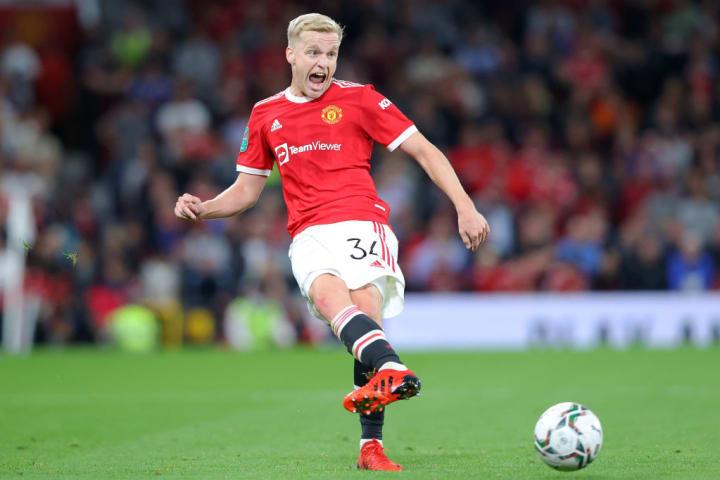 Donny van de Beek Manchester United Mercado Premier League Newcastle