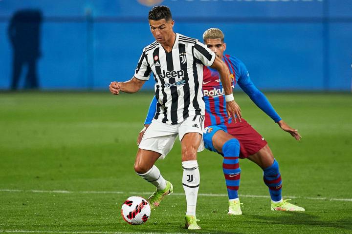 Cristiano Ronaldo, Ronald Araujo