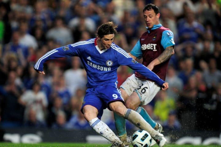 Fernando Torres, Wayne Bridge