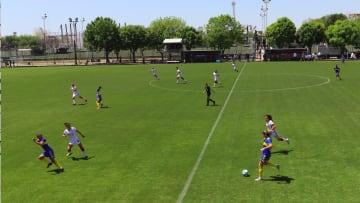 Boca vs. San Lorenzo