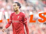Virgil van Dijk 90min Rivals