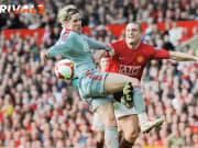 Torres dan Vidic