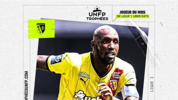 Seko Fofana atua no Lens desde agosto de 2020 e já marcou cinco gols