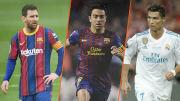 Messi, Xavi et CR7 composent forcément ce onze