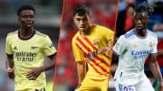 Saka, Pedri et Camavinga ont de sérieuses chances d'être le nouveau Golden Boy