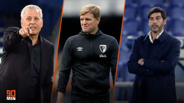 Lucien Favre, Eddie Howe and Paulo Fonseca all want Newcastle job