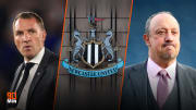 Brendan Rodgers and Rafa Benitez have ruled themselves out of the Newcastle running