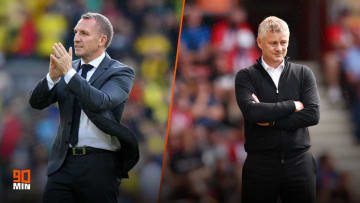 Rodgers goes head-to-head with Solskjaer