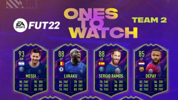Ones to Watch time 2