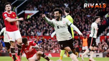 Salah and Liverpool ran riot at Old Trafford