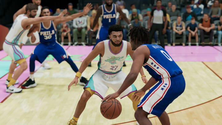 Wondering how to dominate NBA 2K22 MyTeam's domination mode? Look no further.