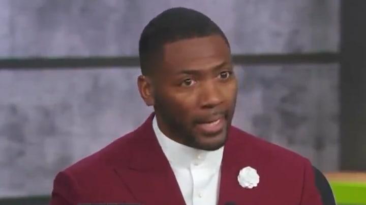 Ryan Clark on NFL Live