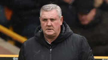 Steve Bruce was expected to have lost his job