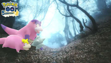 Pokémon GO's October Limited Research offers another shot at a Galarian Slowpoke.