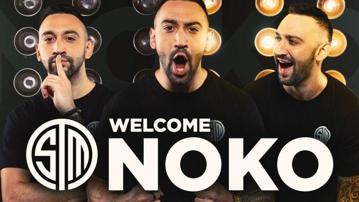 "Apex Legends content creator Christian ""Nokokopuffs"" Feliciano has joined TSM."