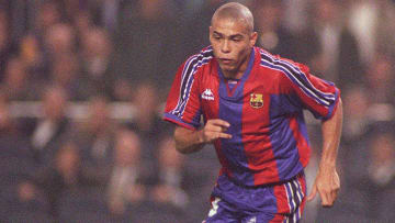 Ronaldo scored arguably the best goal of his career against Compostela