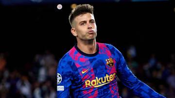Gerard Pique is still feeling good at Barcelona