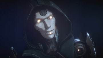 Ash in the new Stories From the Outlands