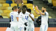 All-round satisfaction for Real Madrid at Shakhtar Donetsk