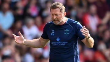 Ralph Hasenhuttl is seeking Southampton's first Premier League win of 2021/22