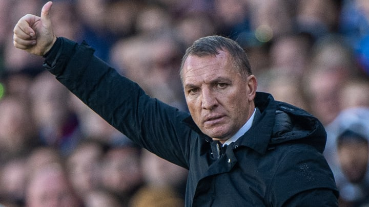 Brendan Rodgers reportedly wants to wait for the Man City job