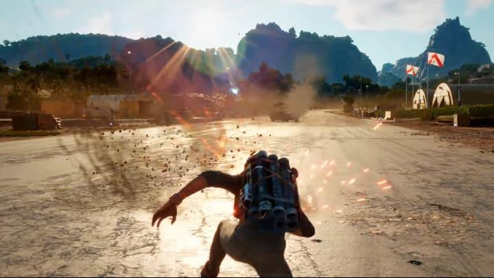 A Supremo in Far Cry 6