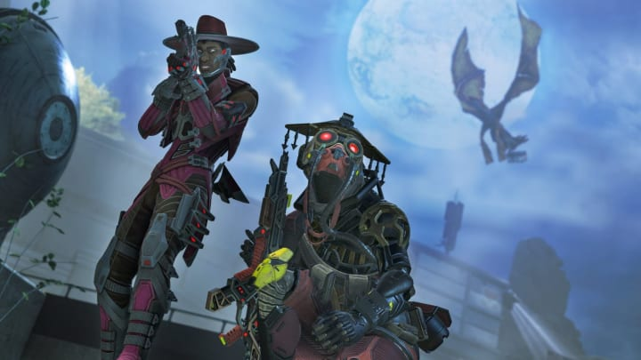 The Shadow Royale mode in Apex Legends