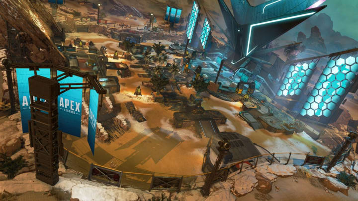 New details have been released about the Apex Legends Monsters Within event's new map, skins and game mode.