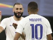 Karim Benzema wants to play with Kylian Mbappe at club level