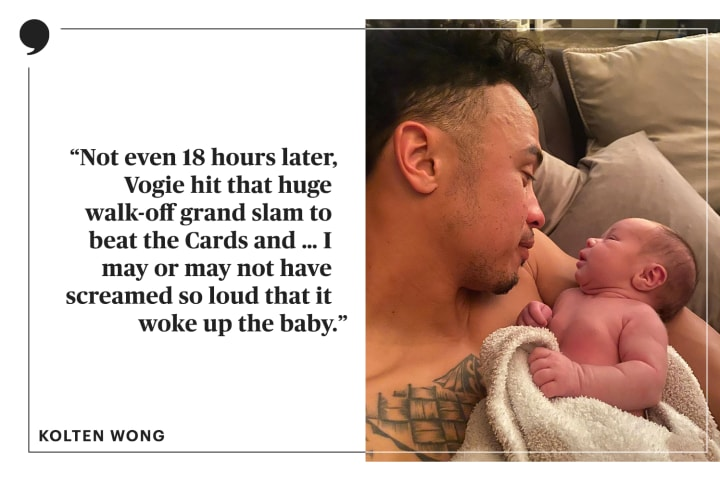Kolten Wong | Milwaukee Brewers | The Players' Tribune