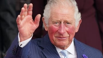 The Queen, The Prince Of Wales And The Duchess Of Cornwall Attend The Opening Ceremony The Senedd In