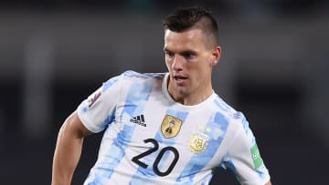 Lo Celso has been on international duty with Argentina