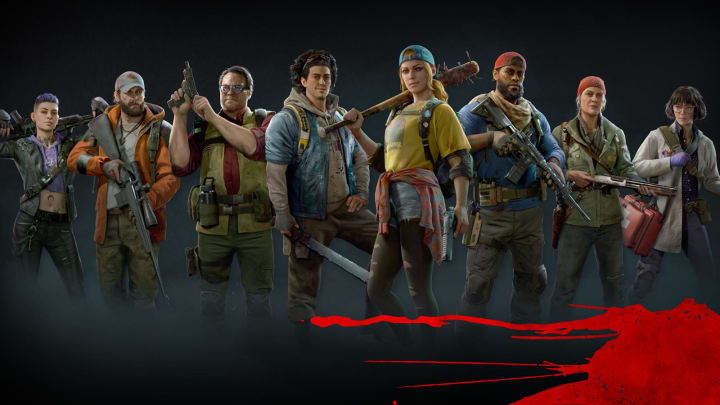 Back 4 Blood is set to drop with eight playable Cleaners at launch.