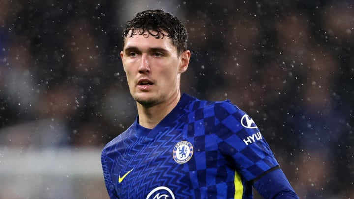Andreas Christensen reacts to ending long wait for first Chelsea goal