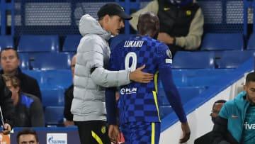 Lukaku se machucou na Champions League e vai desfalcar o Chelsea em ao menos duas partidas. Timo Werner e Pulisic também são ausências nos Blues.