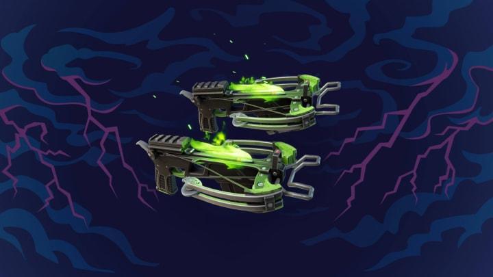 Dual Fiend Hunters in Fortnite
