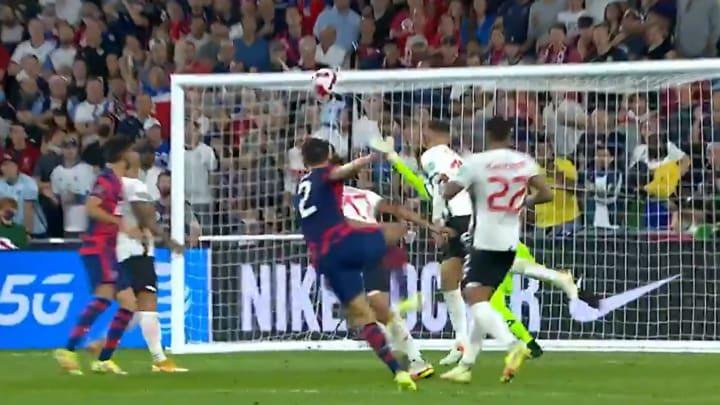 Sergino Dest scores a ridiculous goal against Costa Rica