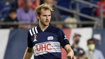 Kessler has become a key part of Bruce Arena's league-leading New England Revolution side.