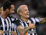 Destaque do Atlético-MG, Guilherme Arana apareceu no radar do Wolverhampton, da Inglaterra. Clube avalia investida no começo de 2022.