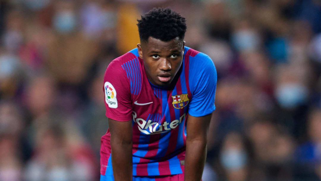 Ansu Fati has made it clear he only wants Barça but there is still plenty left to sort out