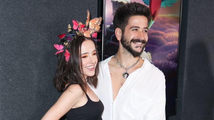 Evaluna Montaner y Camilo Echeverry esperan a su primer hijo