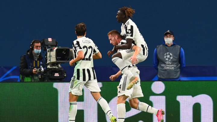 Zenit 0-1 Juventus: Player ratings as Bianconeri leave it late to snatch vital victory in Russia