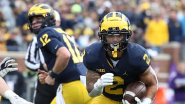 Michigan is looking to remain undefeated in Week 9.
