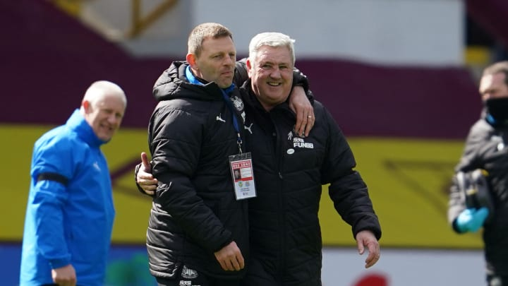 Graeme Jones is ready to replace Steve Bruce