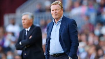 Koeman was frustrated at his side's defeat to Real Madrid