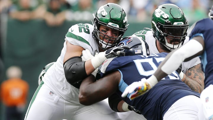 NY Jets, Greg Van Roten
