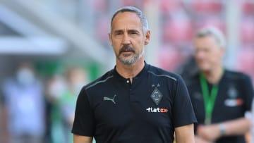 Will mit seiner Mannschaft an die Leistungen vor der Länderspielpause anknüpfen: Adi Hütter   Lars Baron/GettyImages