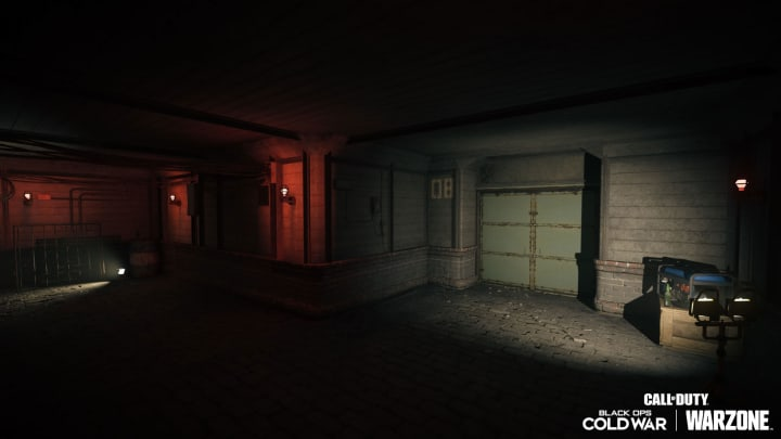 Hidden bunkers could lead to loot, or some close-quarters encounters.