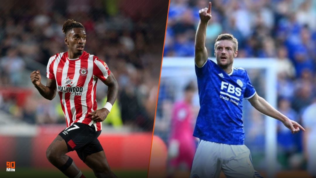 Ivan Toney and Jamie Vardy could both be on the scoresheet